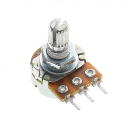 B1K ohm dreje potentiometer...