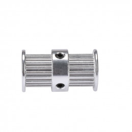 M6 30 mm Elforsinket Bolt 1 Stk.