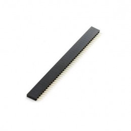 1x40 pin single row female...